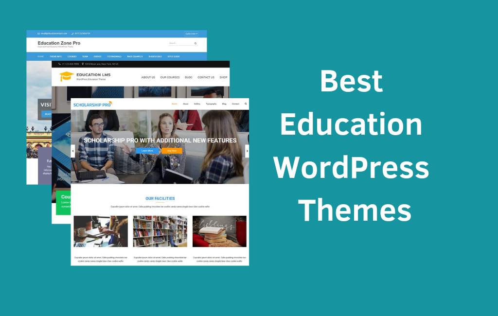 Best e-Learning & Education WordPress Themes - 2019 (Free