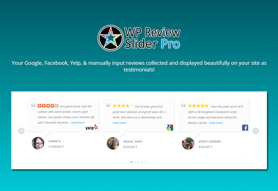 Best WordPress Review plugins ( for products and businesses