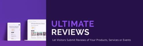 Ultimate Reviews WordPress plugin
