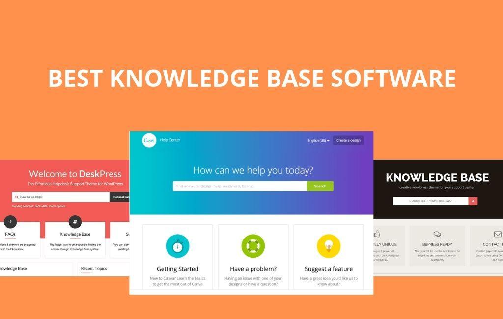 Best knowledge Base Software - 2019 - Helpie WP
