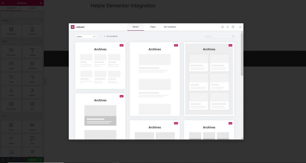 Design your own Knowledge Base templates with Helpie +