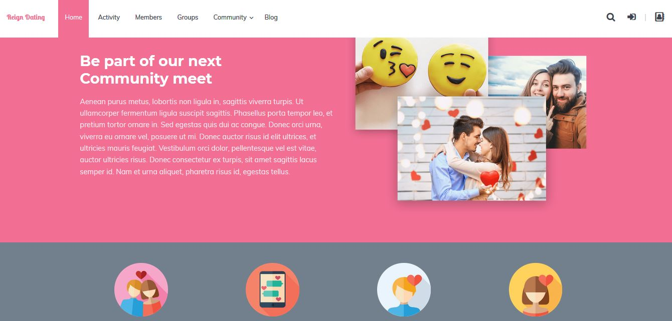 Best BuddyPress Themes For Online Communities - 2019 - Helpie WP