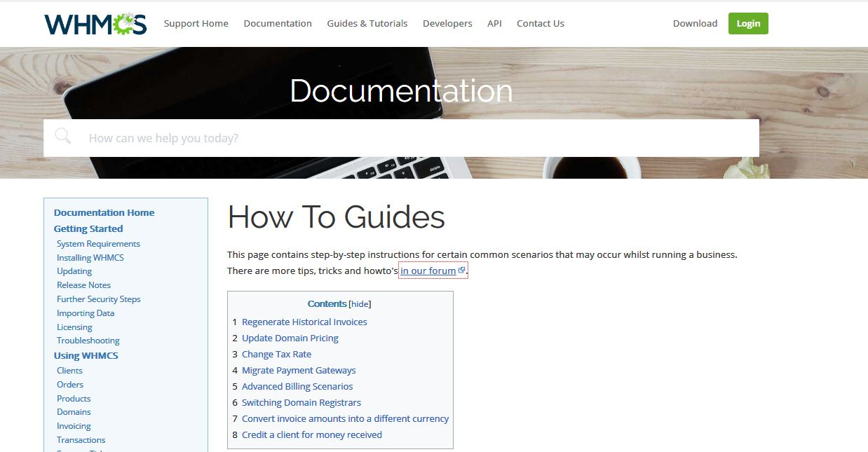 Best Examples of User Documentation - Helpie WP