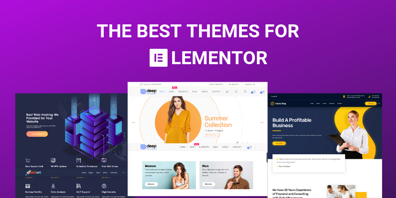 Best Elementor Themes and Templates - 2019 - Helpie WP