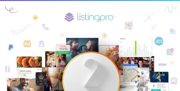 WordPress Directory Theme - ListingPro