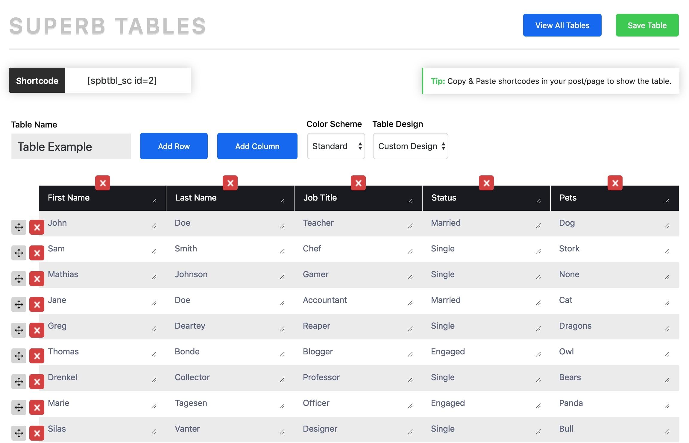 Top 7 WordPress Pricing Table Plugins - HelpieWP - Helpie WP